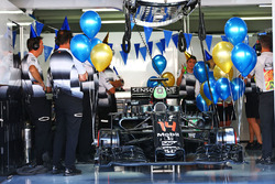 Святкування дня народження Фернандо Алонсо, McLaren