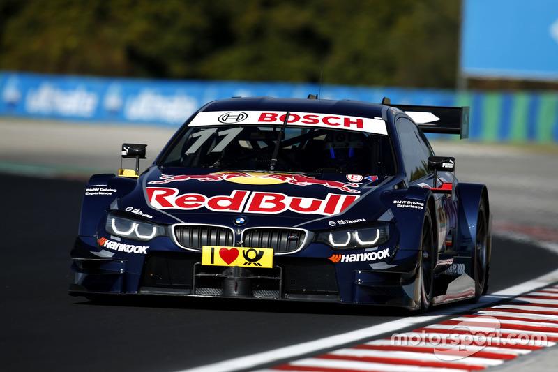 Disqualifiziert: Marco Wittmann, BMW Team RMG, BMW M4 DTM
