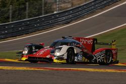 #46 Thiriet By Tds Racing, Oreca 05-Nissan: Pierre Thiriet, Mathias Beche, Ryo Hirakama