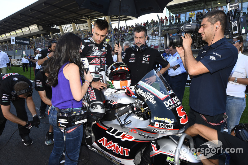 Johann Zarco, Ajo Motorsport, Kalex