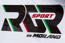 RGR Sport by Morand paddock area dan logo
