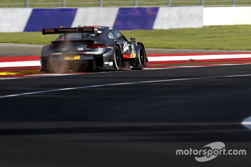 23. Maximilian Götz, Mercedes-AMG Team HWA, Mercedes-AMG C63 DTM