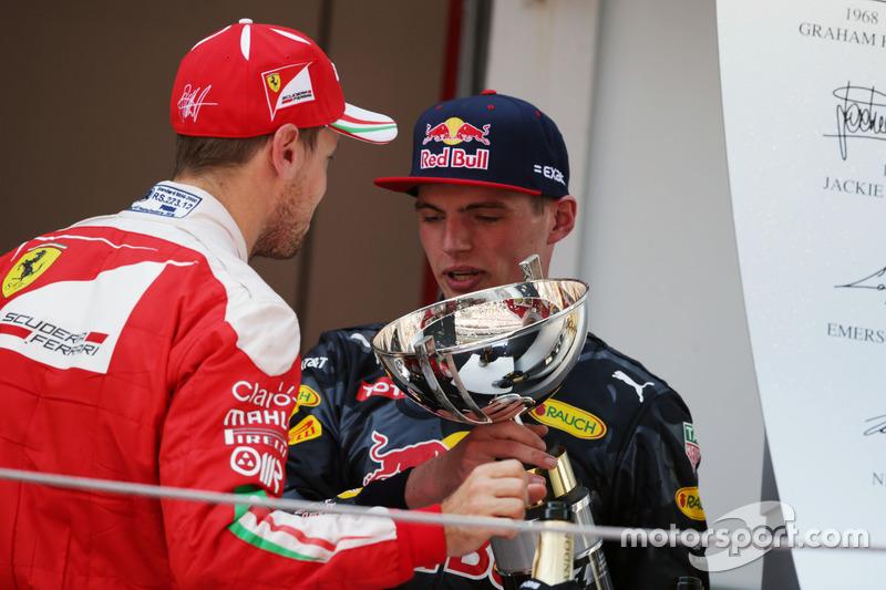 Smalltalk mit Sebastian Vettel