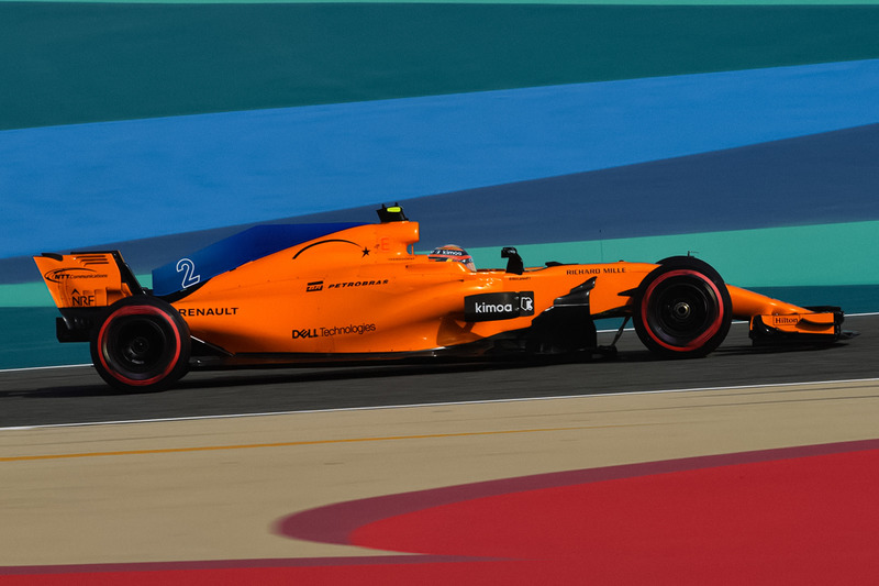 McLaren MCL33 halosuz