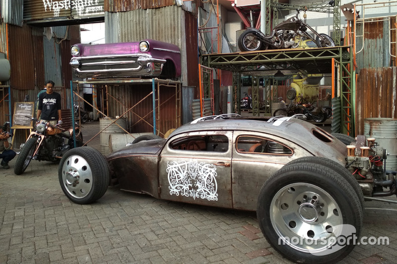 VW Beetle, Modifikasi Wasteland