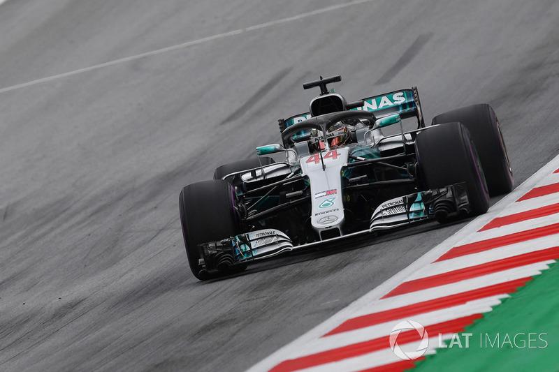 7: Lewis Hamilton: 201 grandes premios (el 88,16% de los disputados)