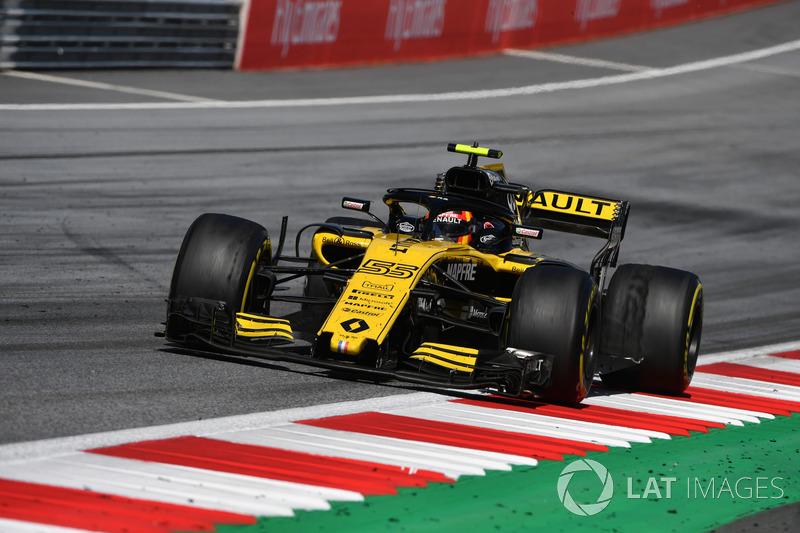 Carlos Sainz Jr. - Renault Sport F1 Team: 6