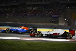 Esteban Ocon, Manor MRT05, voor Esteban Gutierrez, Haas VF-16