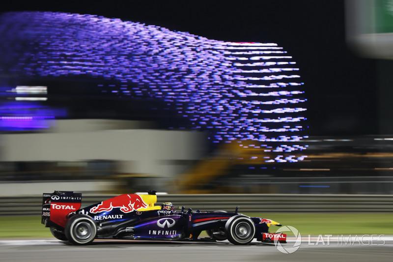 2013: Sebastian Vettel, Red Bull Racing RB9