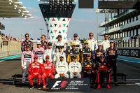 Foto de pilotos F1
