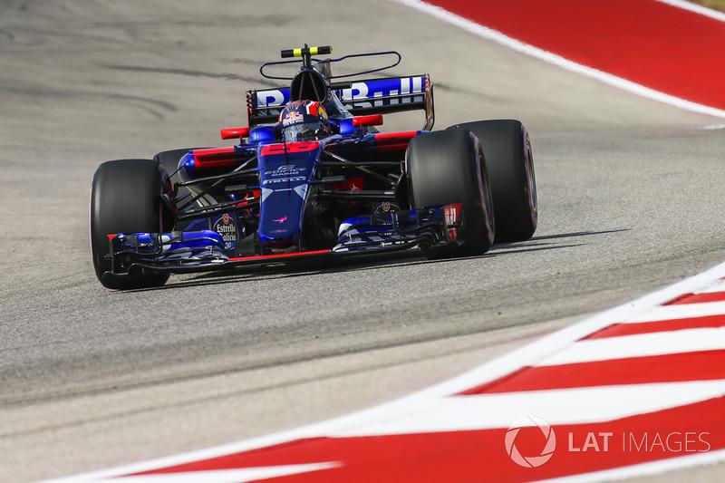 Porém, Kvyat acabou rebaixado novamente para a Toro Rosso a partir do GP da Espanha de 2016. Ele permaneceu no time até 2017, e, com performances apagadas, foi dispensado.