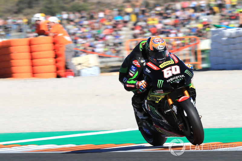 2017 - Michael van der Mark (MotoGP)*