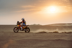 #1 Red Bull KTM Factory Racing KTM: Сем Сандерленд