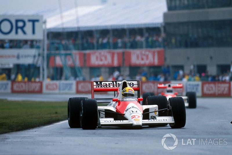1990 Kanada: McLaren MP4/5B
