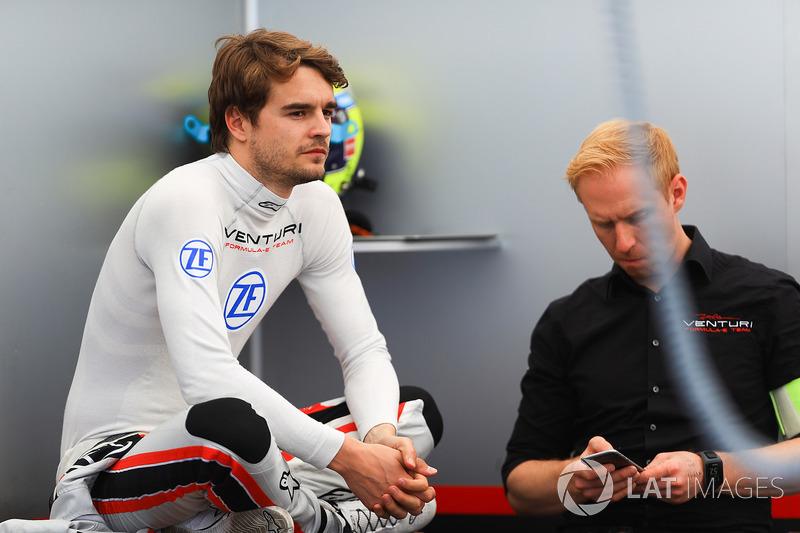 Tom Dillman, NIO Formula E Team