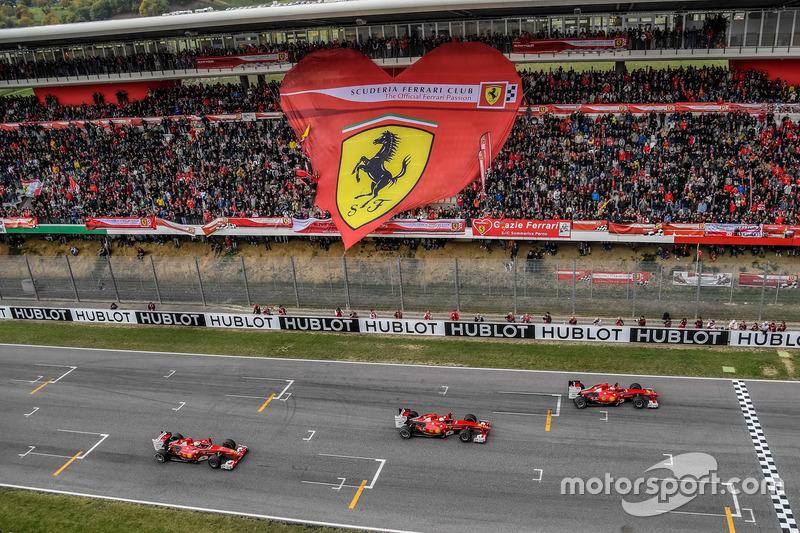 Show Ferrari F1