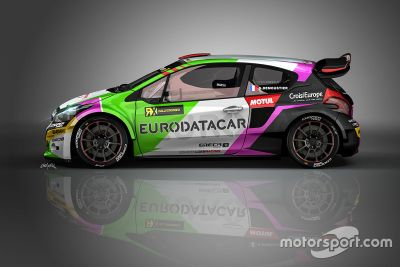 Annonce Sébastien Loeb Racing