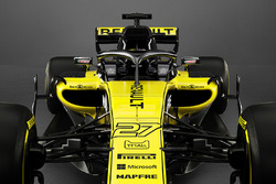 Renault F1 Team RS18 front detail