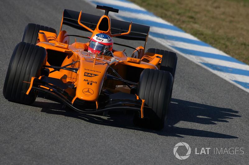 McLaren 2006