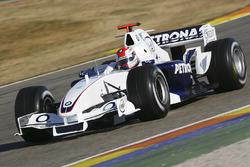 Robert Kubica, BMW Sauber F1.06