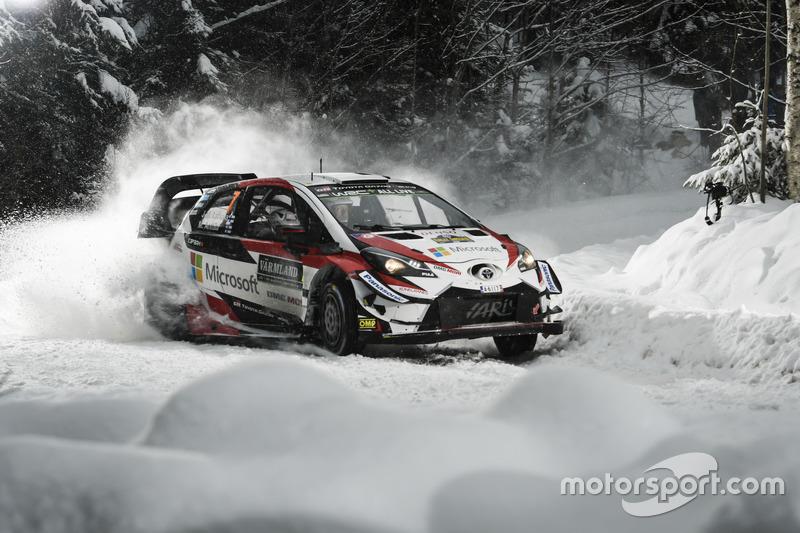 3. Ярі-Матті Латвала, Toyota Yaris WRC - 23 очки