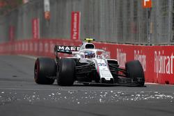 Sergey Sirotkin, Williams FW41 Yarış dışı