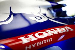 Кожух двигателя Scuderia Toro Rosso STR13