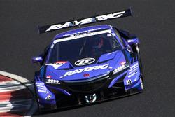 #100 RAYBRIG NSX-GT