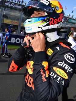 Daniel Ricciardo, Red Bull Racing sur la grille