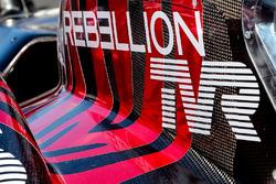 #1 Rebellion Racing Rebellion R-13: Andre Lotterer, Neel Jani, Bruno Senna, Mathias Beche, Gustavo Menezes, Thomas Laurent