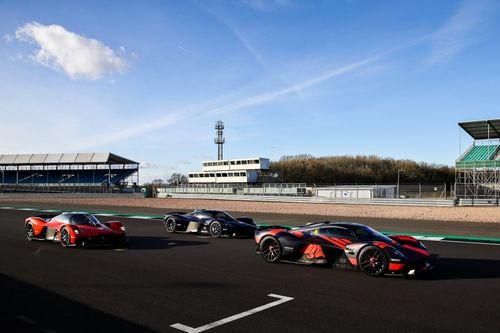 Red Bull y Aston Martin Valkyrie