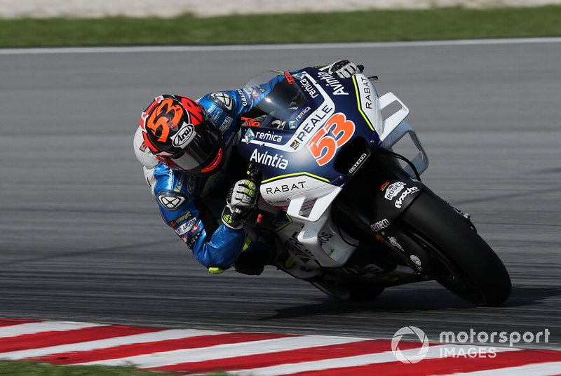 Тіто Рабат, Avintia Racing