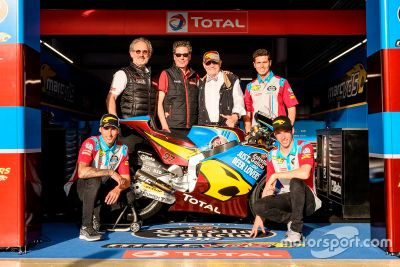 Anúncio Team Marc VDS e Total