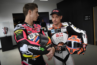 Danny Kent, +Ego Speed Up Racing Team, Sam Lowes, Swiss Innovative Investors