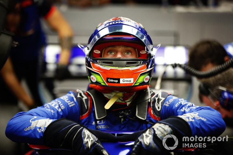 20 місце — Брендон Хартлі, Toro Rosso — 2