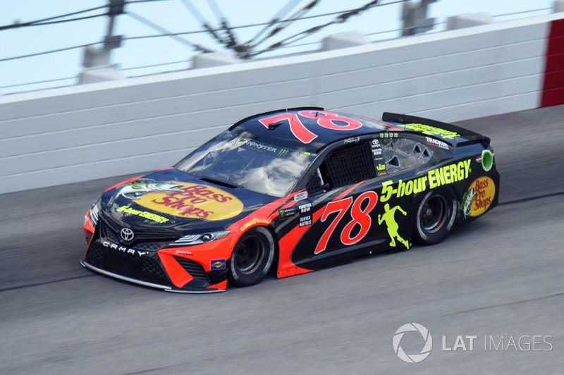 Martin Truex Jr., Furniture Row Racing, Toyota Camry *