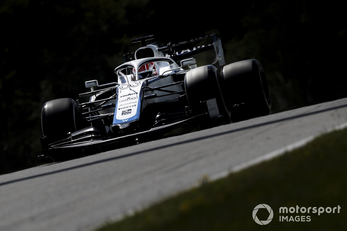 P15 George Russell, Williams FW43