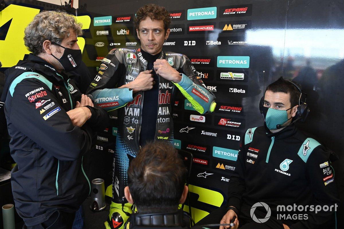 MotoGP Emilia Romagna Grand Prix Qualifying