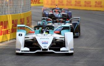 Tom Dillmann, NIO Formula E Team, NIO Sport 004 Gary Paffett, HWA Racelab, VFE-05, Robin Frijns, Envision Virgin Racing, Audi e-tron FE05