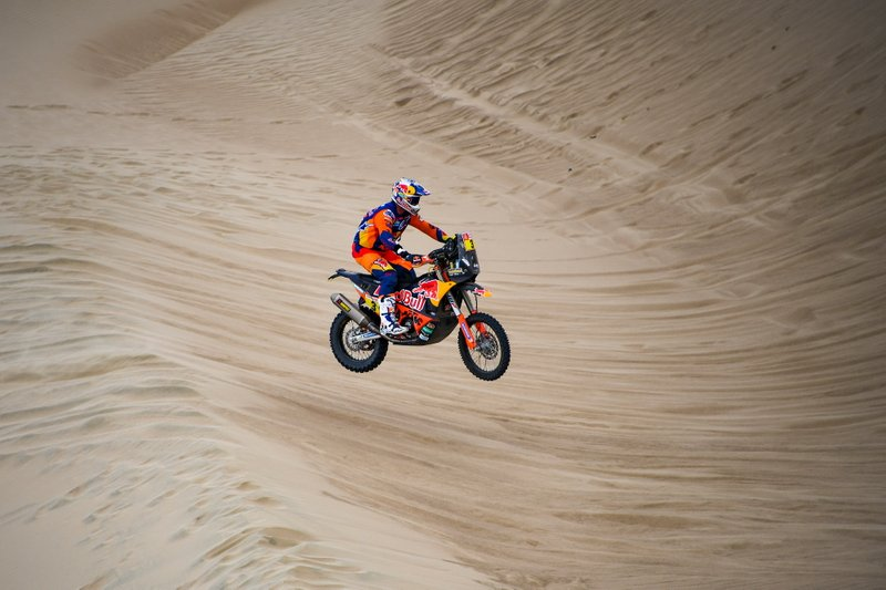 #3 Red Bull KTM Factory Racing KTM: Тобі Прайс