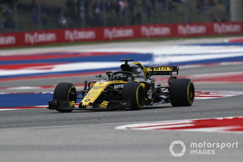 8 місце — Ніко Хюлькенберг, Renault — 70