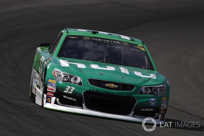 Jeffrey Earnhardt, Circle Sport - The Motorsports Group Chevrolet