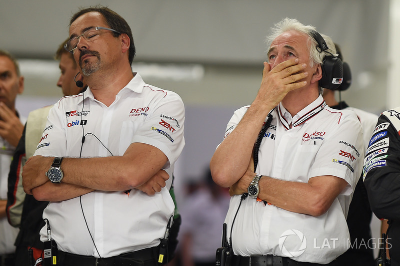 2. Rob Leupen, Team Manager, Toyota Gazoo Racing