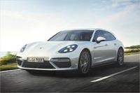 Porsche Panamera Sport Turismo Turbo S E-Hybrid 2017
