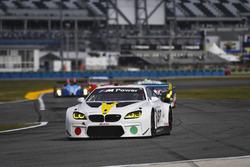 #19 BMW Team RLL BMW M6 GTLM: Александр Сімс, Аугусто Фарфус, Білл Оберлен, Бруно Спенглер