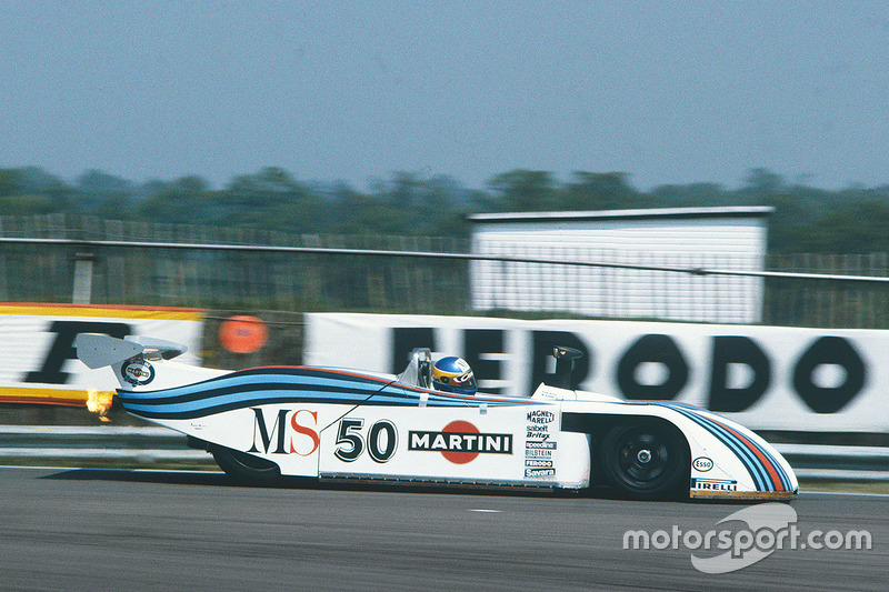 #50 Lancia LC1: Michele Alboreto, Riccardo Patrese