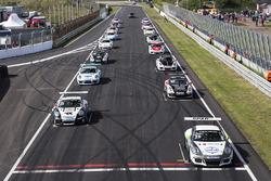 Start, Ayhancan Güven, Porsche 911 GT3, Toksport WRT
