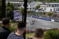 Maximilian Günther, Prema Powerteam Dallara F317 - Mercedes-Benz; Lando Norris, Carlin Dallara F317