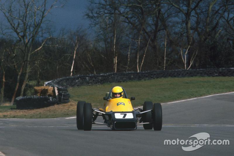 21 рік – чемпіон британської Формули Ford 1600