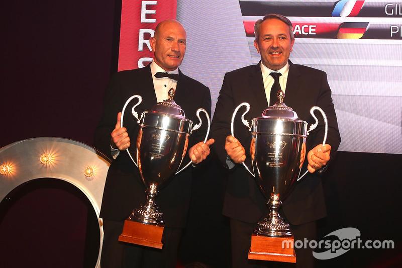 2016 Copa Endurance  AM Copa de pilotos, Gilles Vannelet, Jean-Luc Beaubelique, segundo lugar